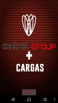 Control Group Mas Cargas poster