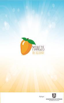 Mangos de occidente poster