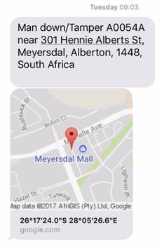 Afritough Alert apk screenshot