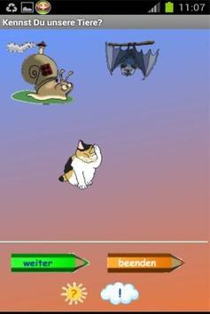 Clever Kids - Tiere finden apk screenshot
