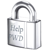 HelpPWD Password icon