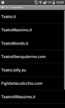 Eventi Palermo screenshot 4