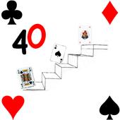 Scala 40 Segnapunti v.2 icon