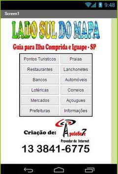 Guia Ilha Comprida e Iguape-SP poster