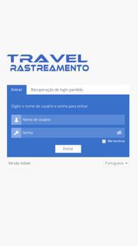 Travel Rastreamento poster