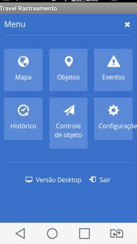 Travel Rastreamento screenshot 1
