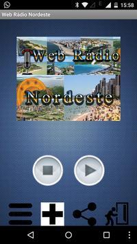 Web Rádio Nordeste screenshot 2
