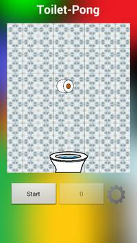 Toilet-Pong poster