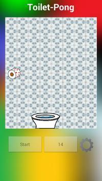 Toilet-Pong apk screenshot