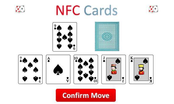 NFC Cards apk screenshot