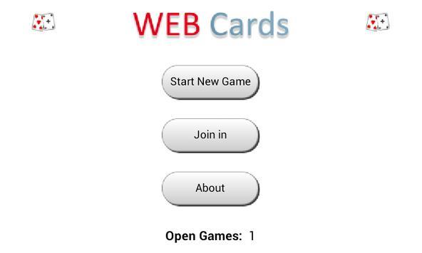 WEB Cards apk screenshot