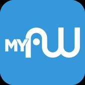 MyAW icon