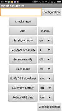 GPS Tracker apk screenshot