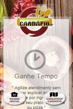 Cardápio.top Delivery apk screenshot