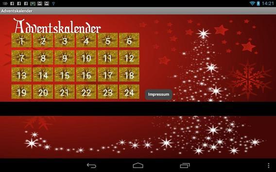 Adventskalender screenshot 2