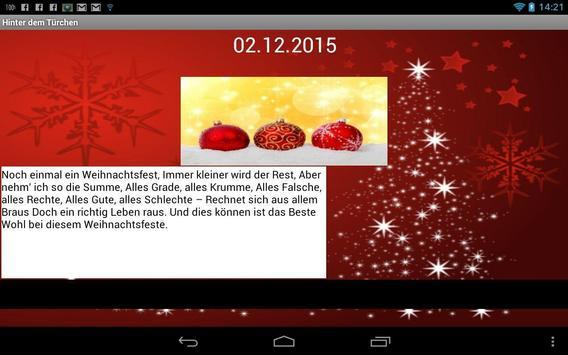 Adventskalender screenshot 5