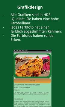 Tschechische Rezepte (Deutsch) apk screenshot
