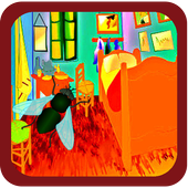 Catch the Housefly! Fun Game icon