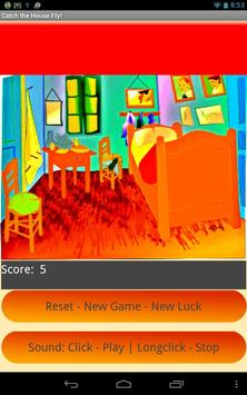 Catch the Housefly! Fun Game apk screenshot