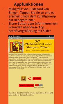 Hildegard von Bingen Zitate screenshot 4