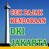 Cek  Pajak Kendaraan DKI Jakarta icon