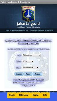 Cek  Pajak Kendaraan DKI Jakarta screenshot 3