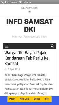 Cek  Pajak Kendaraan DKI Jakarta screenshot 4