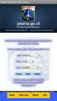 Cek  Pajak Kendaraan DKI Jakarta screenshot 5