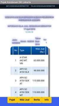 Cek  Pajak Kendaraan DKI Jakarta screenshot 6