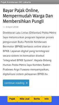 Cek  Pajak Kendaraan DKI Jakarta screenshot 7