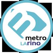 metroLArino icon