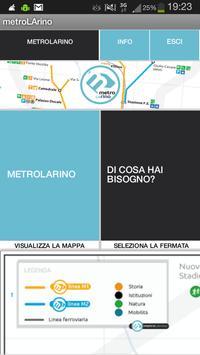 metroLArino screenshot 1