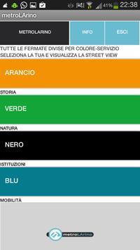 metroLArino screenshot 2