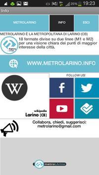 metroLArino screenshot 4