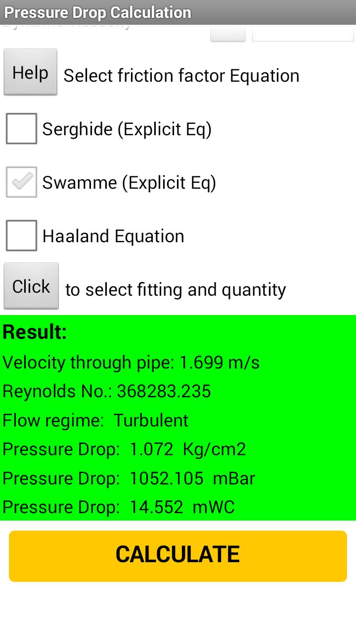 Field Process Calculator Free for Android - APK Download