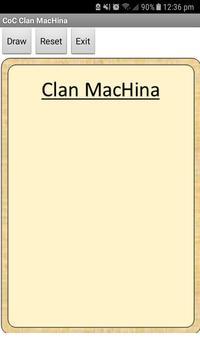 Clans of Caledonia Clan MacHina poster
