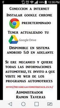 Mecánica de Motos poster