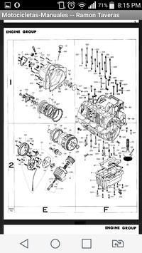 Mecánica de Motos screenshot 2