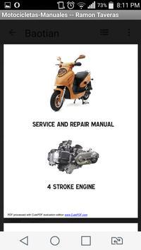 Mecánica de Motos screenshot 6