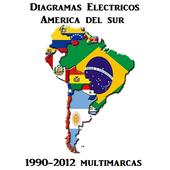 Diagramas Electricos automotrices 1990-2012 icon