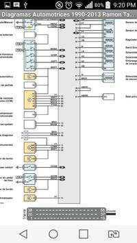 Diagramas Electricos automotrices 1990-2012 screenshot 3