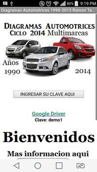 Diagramas Electricos automotrices 1990-2012 screenshot 1