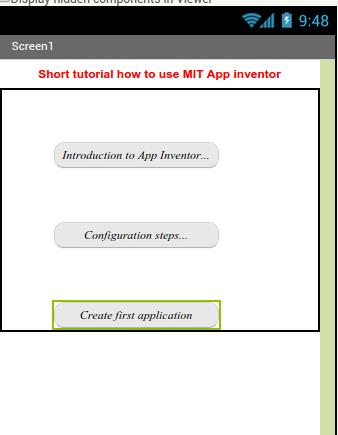 MIT App Inventor introduction for Android - APK Download