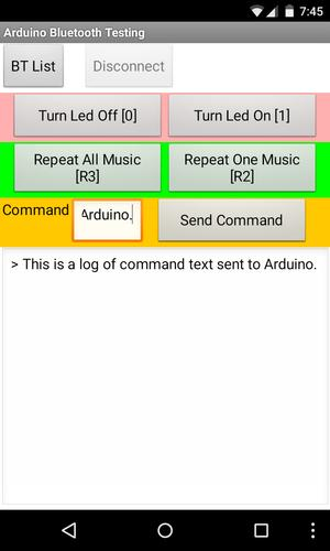 Arduino Bluetooth Testing for Android - APK Download