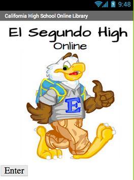 El Segundo High Online poster