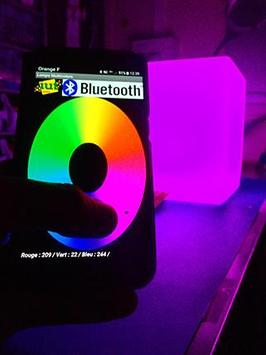 Lampe RGB Bluetooth (IUT RENNES) screenshot 1