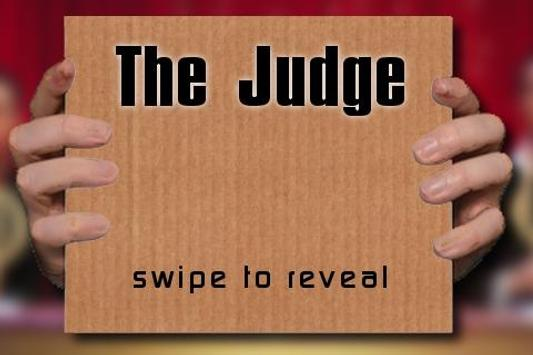 The Judge apk screenshot