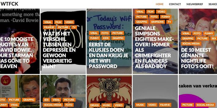 wtfck nieuws screenshot 3