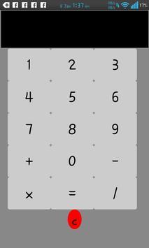 MK Calculator poster