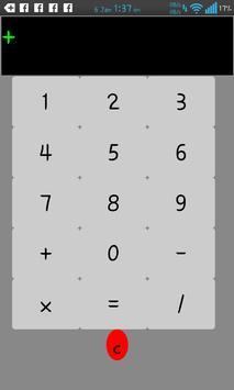 MK Calculator apk screenshot